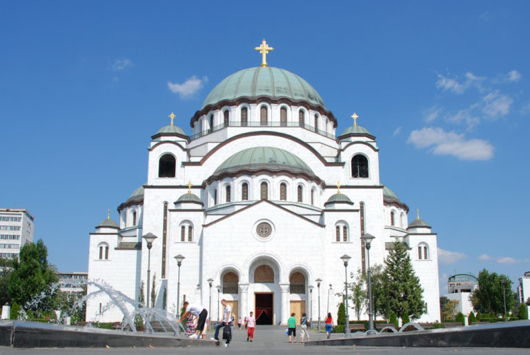 saint sava temple | Agape Travel