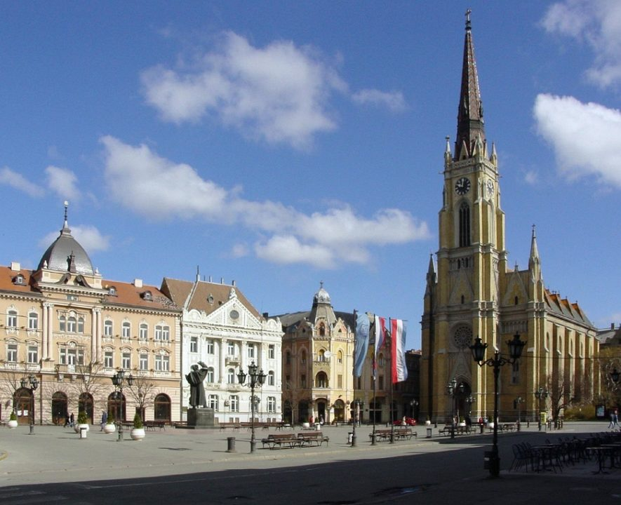 Novi Sad | Agape Travel