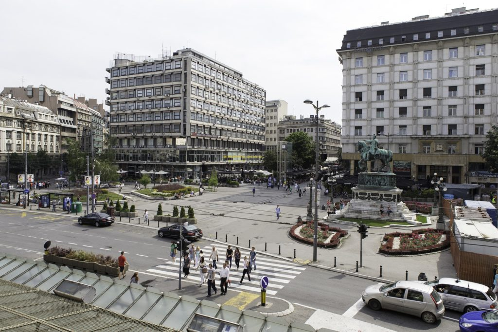 Republic Square | Agape Travel