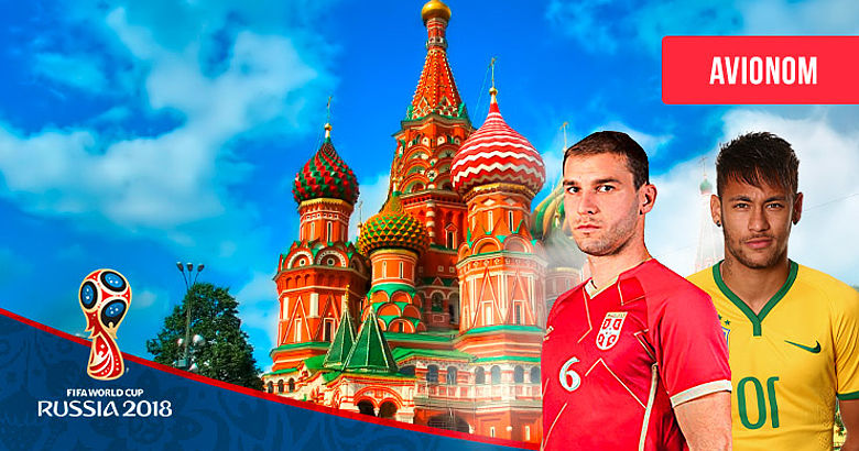Moskva Fifa World Cup Agape travel